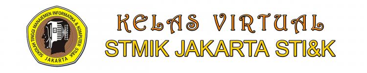 Kelas Virtual (KV)- STMIK Jakarta STI&K